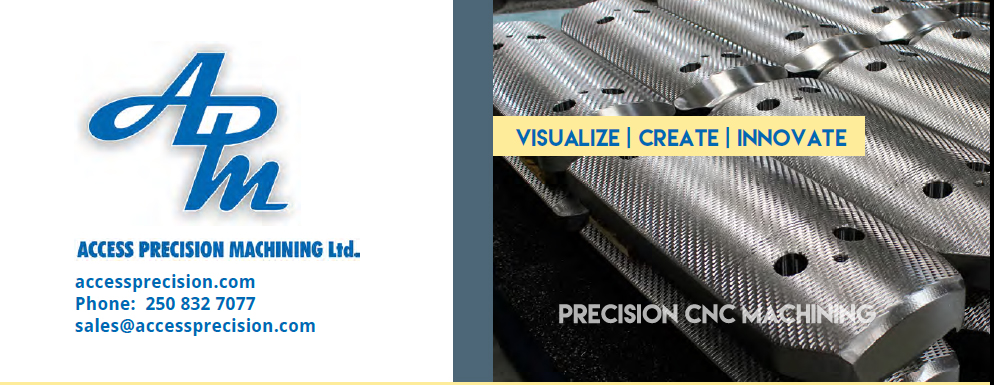Access Precision Machines - Overview Brochure